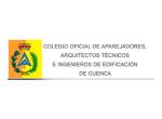 Colegio Oficial De Aparejadores, Arquitectos Técnicos E Ingenieros De Edificación De Cuenca