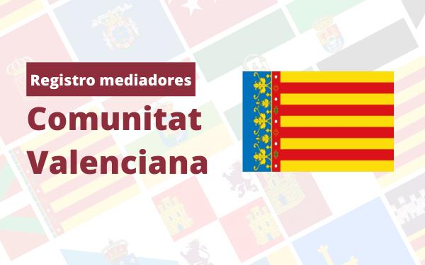 registro mediadores comunidad valenciana