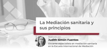la mediacion sanitaria y sus principios
