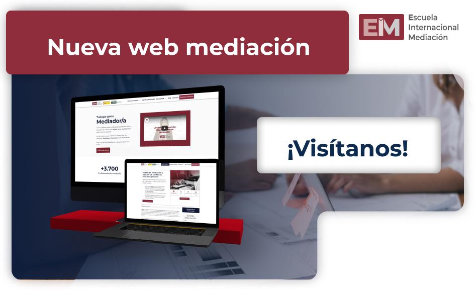 nueva web mediacion