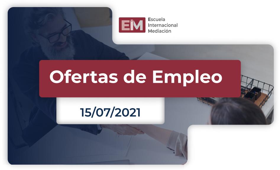 Ofertas De Empleo Mediador De Conflictos En Granada