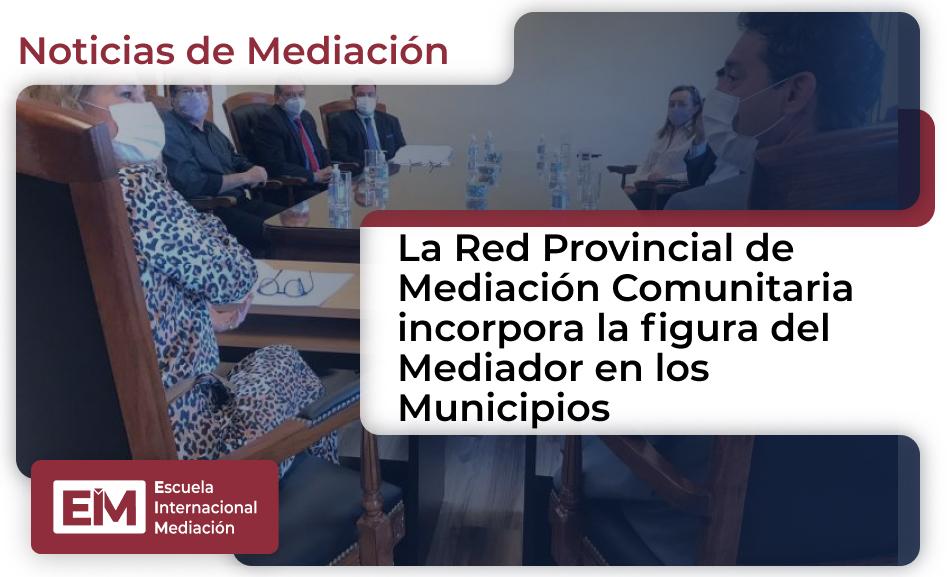 La Red Provincial De Mediación Comunitaria En Argentina