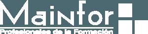 Logotipo Mainfor - Profesionales de la formación