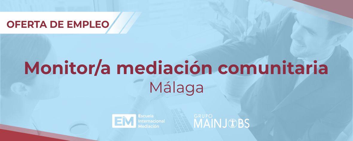 Ofertas de empleo y licitaciones para trabajar como mediador/a