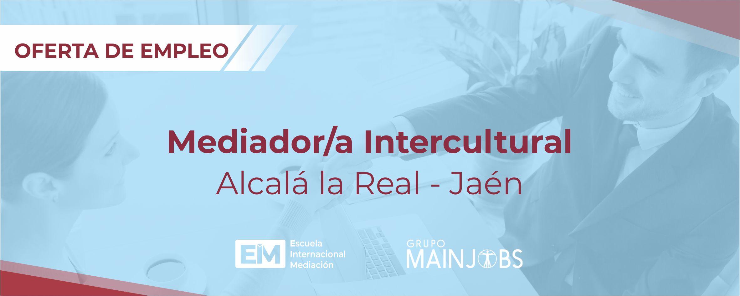 oferta empleo mediador intercultural