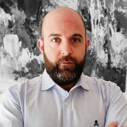 Antonio Agustín docente de Mediación